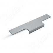35.200.AA Профиль-ручка 200мм врезная алюминий матовый