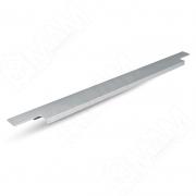 35.400.AA Профиль-ручка 400мм врезная алюминий матовый