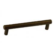 Ручка-рейлинг 128мм железо ржавое WMN.761.128.00C9