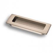 3701-038 Ручка врезная, сатиновый никель