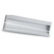 Ручка-раковина 128/160мм хром матовый 374.128-160.31
