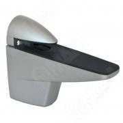 SU39AZVC ПЕЛИКАН Менсолодержатель для деревянных и стеклянных полок 8 - 38 мм, хром матовый