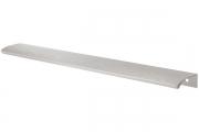 419720350-66.1 Ручка-профиль накладная L.350мм, отделка сталь шлифованная