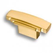 4215 0016 GLB Ручка кнопка, матовое золото 16 мм