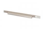 S429120589-66 Ручка накладная L.589мм, отделка сталь шлифованная