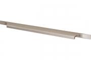 S429120889-66 Ручка накладная L.889мм, отделка сталь шлифованная