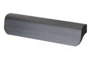 S434320128-76 Ручка-скоба 128мм, отделка черный шлифованный