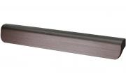 S434320224-94 Ручка-скоба 224мм, отделка бронза темная