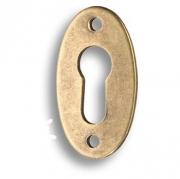 4360-22 Ключевина декоративная, старая бронза