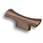 4375 0016 OCM Ручка кнопка, старая медь 16 мм