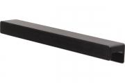 S437620160-76 Ручка накладная L.190мм, отделка черный шлифованный