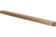 S437620320-31 Ручка накладная L.350мм, отделка золото шлифованное