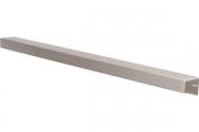 S437620320-66 Ручка накладная L.350мм, отделка сталь шлифованная