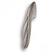 4385 0016 OSM Ручка кнопка, старое серебро 16 мм