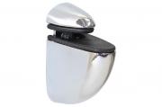 48-PC Менсолодержатель пеликан, отделка хром глянец, малый, комплект 2шт.