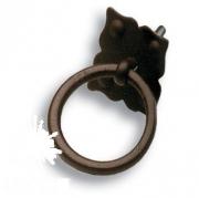 4812-44 Ручка кольцо, черный