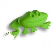 482032ST06/ST06 Ручка кнопка, зеленая лягушка