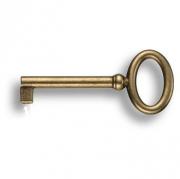5002-22/45 Ключ мебельный, старая бронза