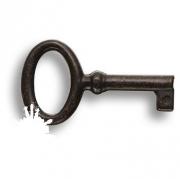 5002-66/25 Ключ мебельный, цвет черный