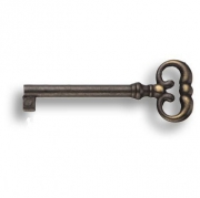 5003-42/53 Ключ мебельный, античная бронза