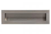 512160160-66 Ручка врезная, отделка сталь шлифованная