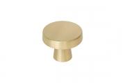 M5310.K.BB Ручка-кнопка, отделка золото шлифованное