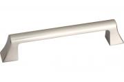 S538760128-66 Ручка-скоба 128мм, отделка сталь шлифованная