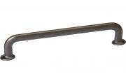 S540760160-23 Ручка-скоба 160мм, отделка бронза античная темная