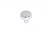 S541060028-08 Ручка-кнопка, отделка хром глянец