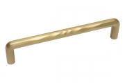 S543160160-31 Ручка-скоба 160мм, отделка золото шлифованное