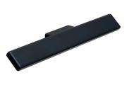 S544860032-9005 Ручка накладная L.159мм, отделка черный матовый
