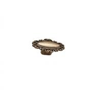 """Ручка-кнопка, отделка бронза """"Флоренция"""" 24258Z06000.09"""