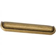 """Ручка-скоба 160мм, отделка бронза """"Флоренция"""" 15132Z16000.09"""