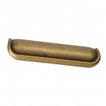 """Ручка-скоба 96мм, отделка бронза """"Флоренция"""" 15132Z09600.09"""