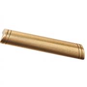 Ручка-скоба 128-096мм, отделка бронза античная французская 9.1345.128096.25