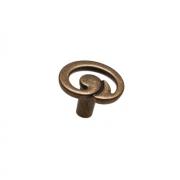 """Ручка-кнопка, отделка бронза """"Флоренция"""" 24165Z0350B.09"""