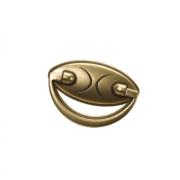 Ручка-серьга, отделка бронза матовая 9.1332.B000.28