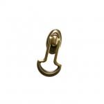 Ручка-серьга, отделка бронза матовая 5.361.B28