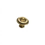 Ручка-кнопка, отделка бронза матовая 10.803.C28