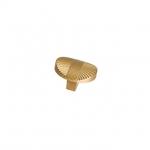 """Ручка-кнопка """"Ника"""", отделка золото матовое 8491/200"""