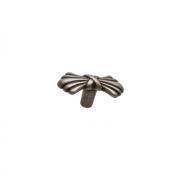 Ручка-кнопка, отделка серебро старое 24089Z0450B.25