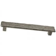Ручка-скоба 128мм, отделка старое железо 4959.33