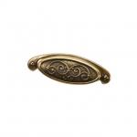 """Ручка-скоба 64мм, отделка бронза """"Валенсия"""" 15134Z10000.07"""