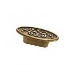 "Ручка-кнопка, отделка бронза ""Валенсия"" 24134Z07300.07"