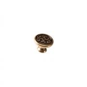 "Ручка-кнопка, отделка бронза ""Валенсия"" 24134Z03000.07"