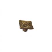 Ручка-кнопка, отделка бронза матовая 2413C