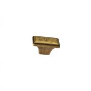 Ручка-кнопка, отделка старая бронза 4785.22