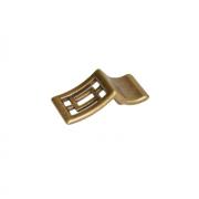 """Ручка-кнопка, отделка бронза """"Флоренция"""" 15086Z0490B.09"""