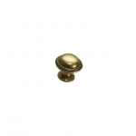 Ручка-кнопка, отделка бронза матовая 10.784.B28