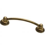Ручка-скоба 96мм, отделка бронза матовая 9.1297.0096.28